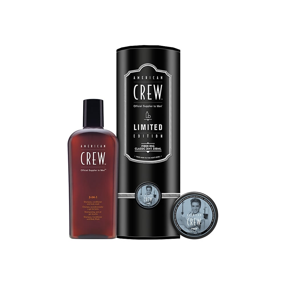 American crew fiber 85g classic 3 in 1 duo gift pack for American classic 3