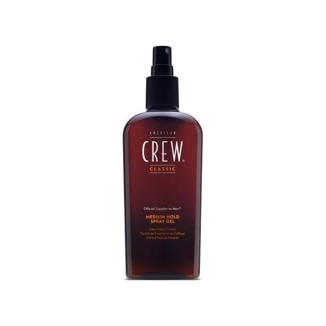 American Crew Medium Hold Styling Spray Gel 250ml