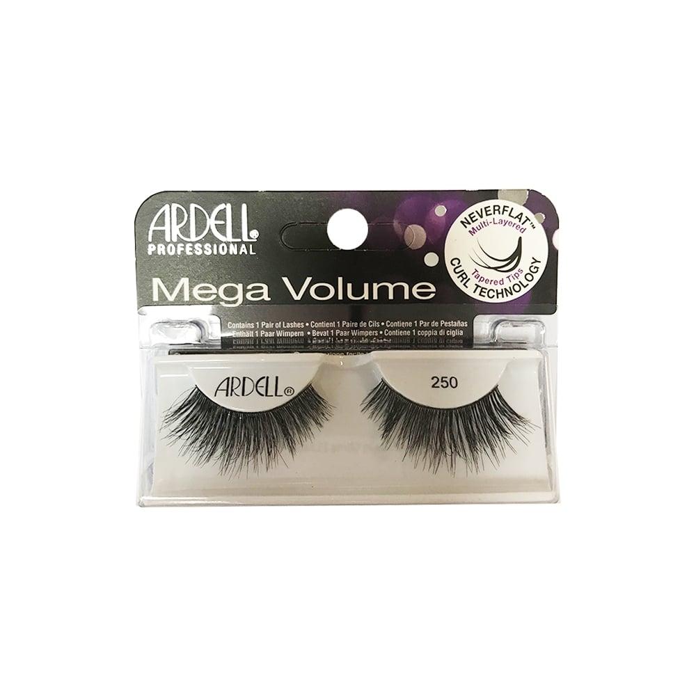 fe84005b44d Ardell Mega Volume Strip Lashes 250 Black - Free Delivery - Justmylook