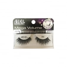 Mega Volume Strip Lashes 250 Black