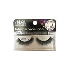 Mega Volume Strip Lashes 251 Black