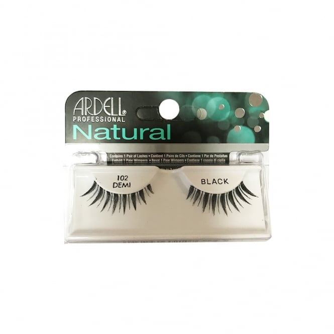 Ardell Professional Naturals Strip Lashes 102 Demi Black