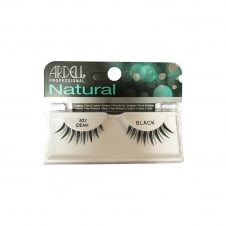 Naturals Strip Lashes 102 Demi Black