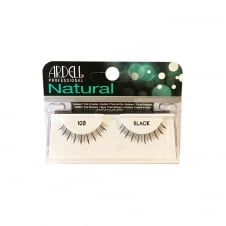 Naturals Strip Lashes 108 Demi Black