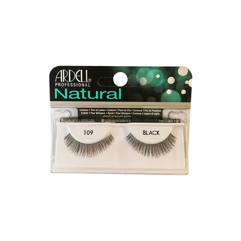 704d7c83435 Ardell Naturals Strip Lashes 109 Demi Black - Free Delivery - Justmylook