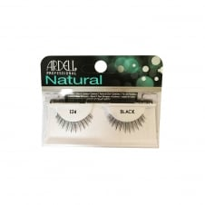 Naturals Strip Lashes 124 Demi Black