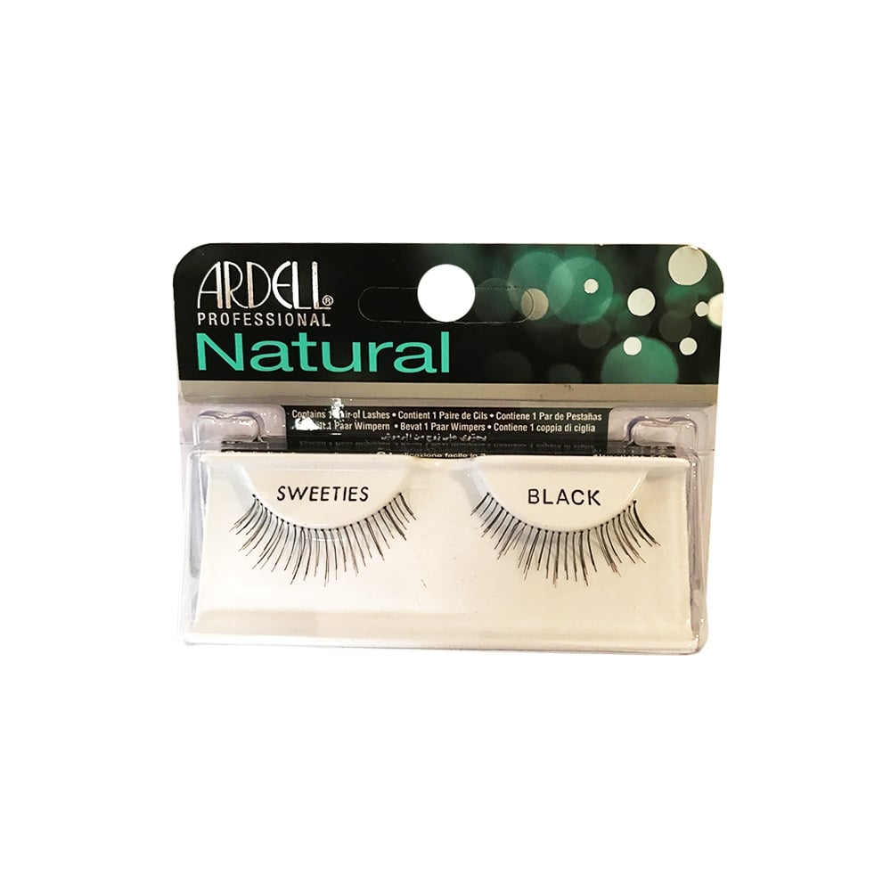 3e9febcf6b8 Ardell Naturals Strip Lashes Sweeties Black - Free Delivery - Justmylook