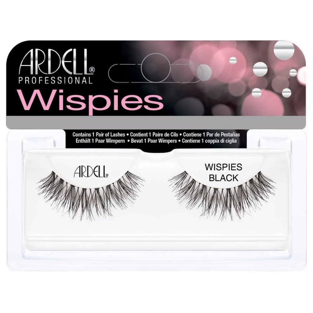 790b910b043 Ardell Naturals Strip Lashes Wispies Black - Free Delivery - Justmylook