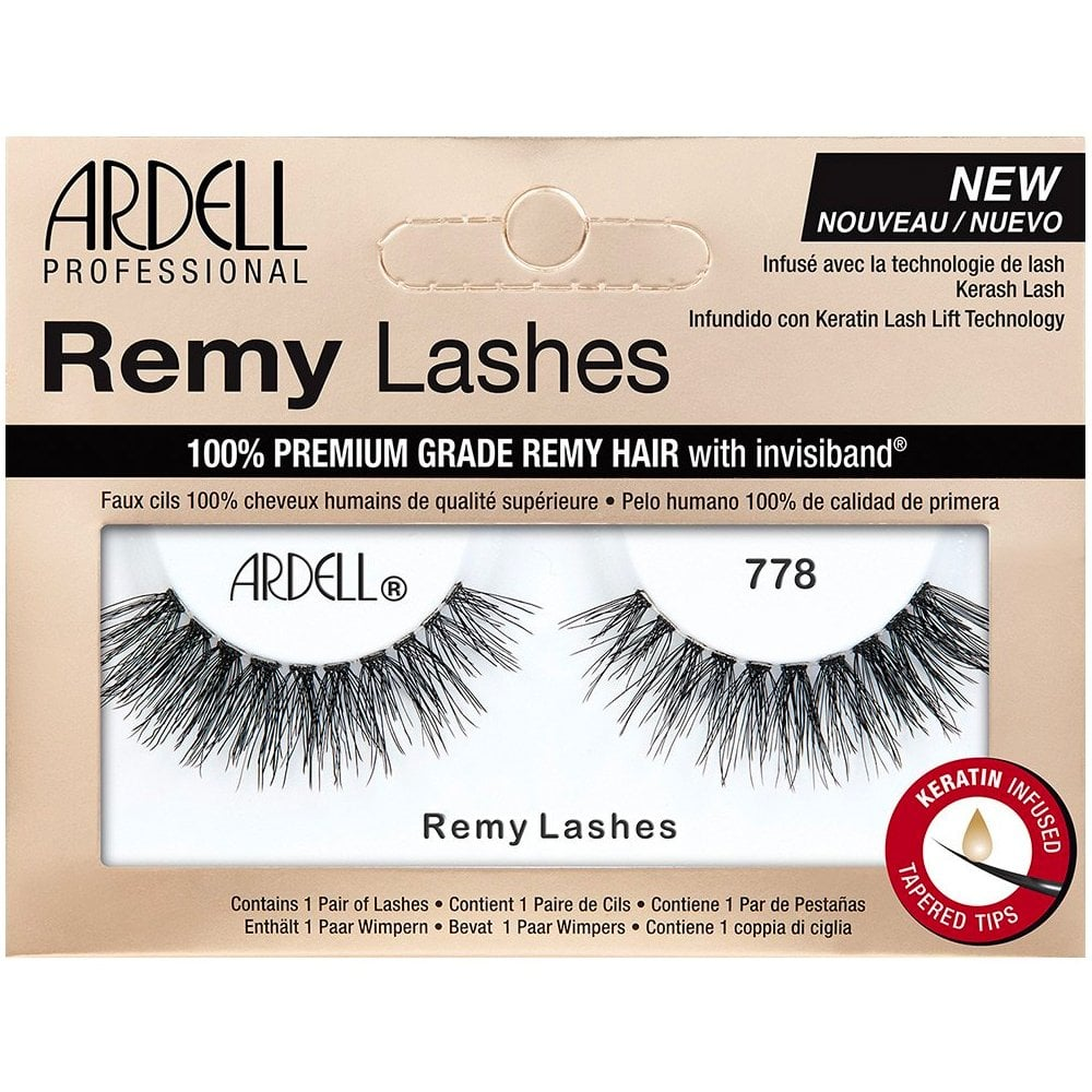 ab158377e38 Ardell Professional Remy Strip Lashes 778 Black - Make Up - Free ...
