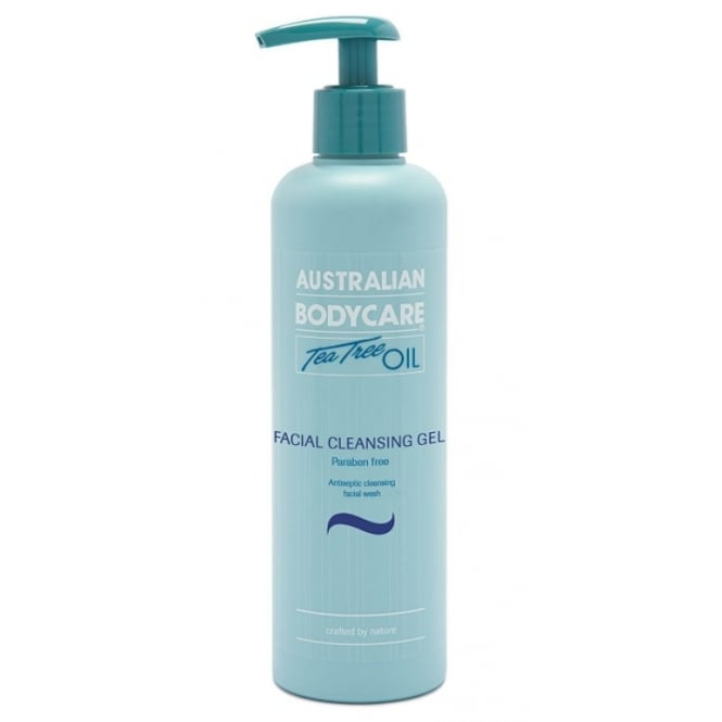 Australian Bodycare Tea Tree Oil Facial Cleansing Gel 250ml