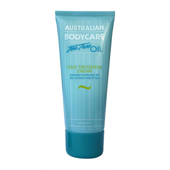 Australian Bodycare Tea Tree Oil Foot Treatment Cream 100ml