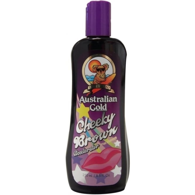 Australian Gold Cheeky Brown Tanning Accelerator 250ml