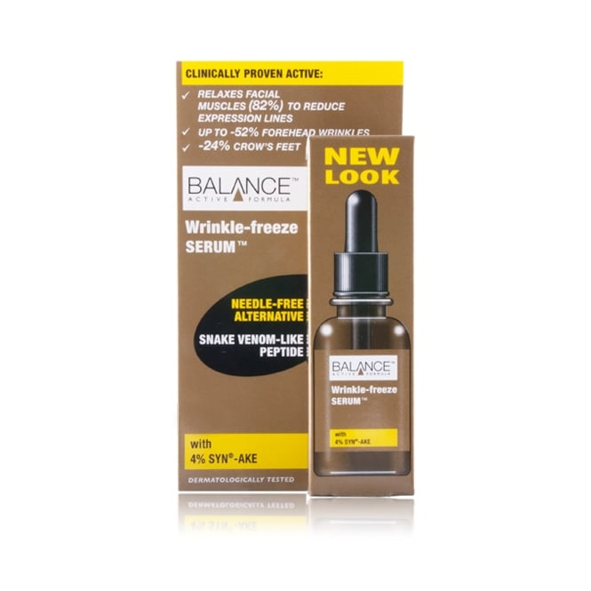 Balance Active Formula Wrinkle Freeze Serum 30ml
