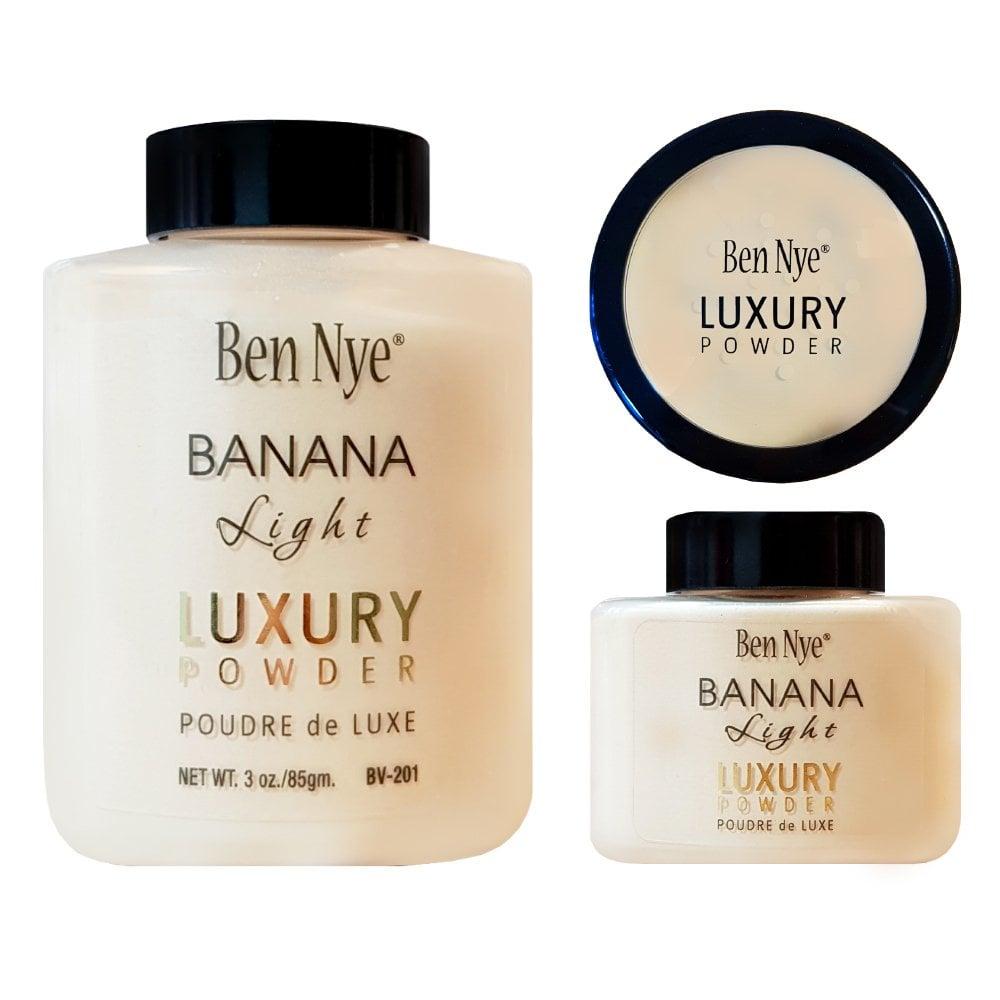 Ben Nye Banana Light Luxury Powder