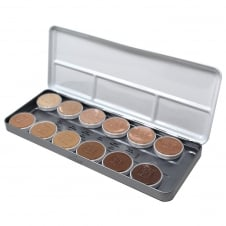 Essential Matte HD 12 Colour Foundation Palette