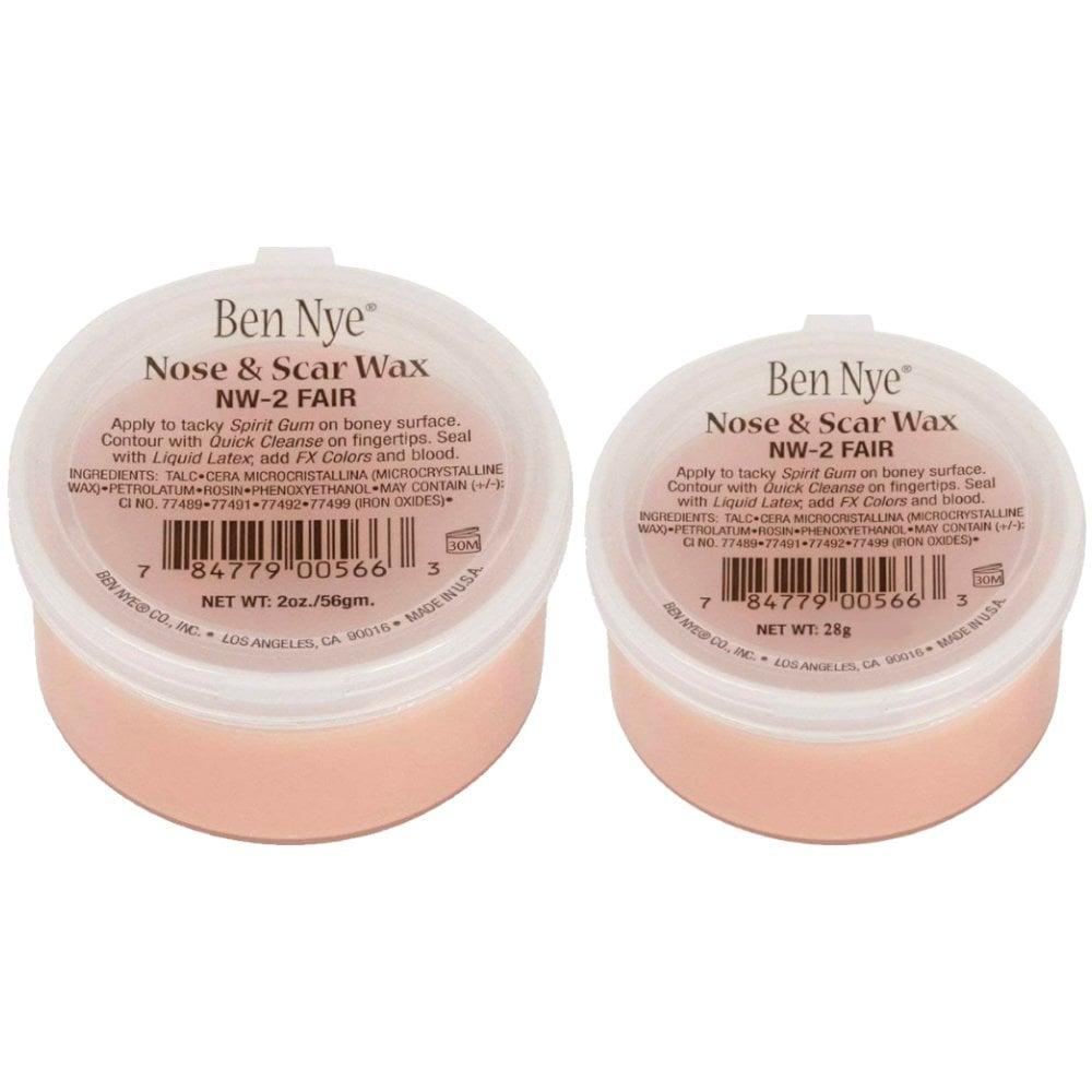 Ben Nye Nose Scar Wax Makeup Free