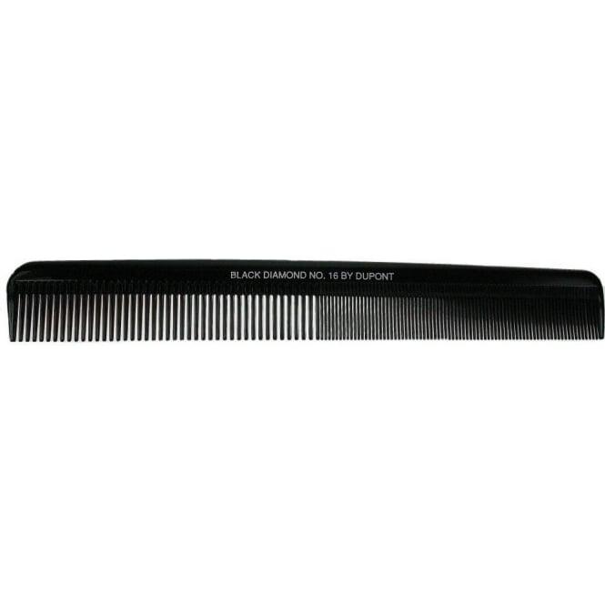 Black Diamond Long Styling Comb 16