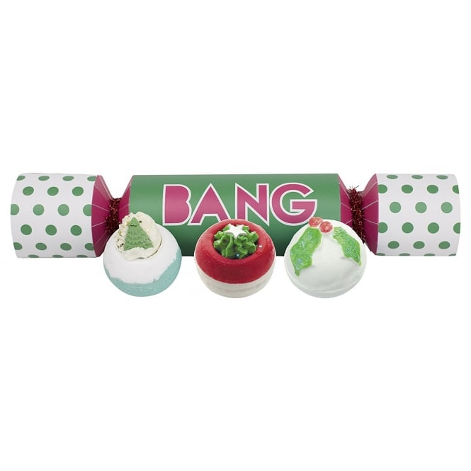 Bomb Cosmetics Bang Christmas Cracker
