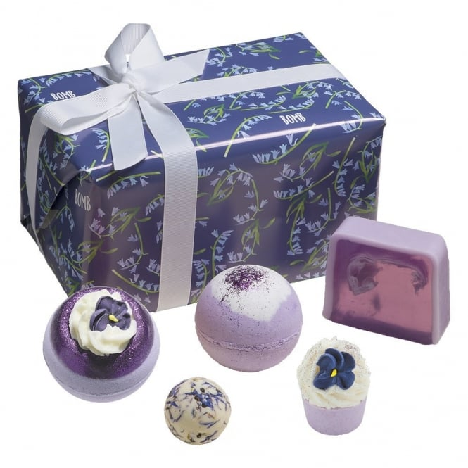 Bomb Cosmetics Blooming Bluebells Gift Pack