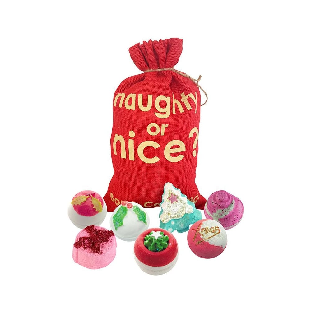 Bomb cosmetics naughty or nice gift pack bath body from bomb cosmetics naughty or nice gift pack negle Images