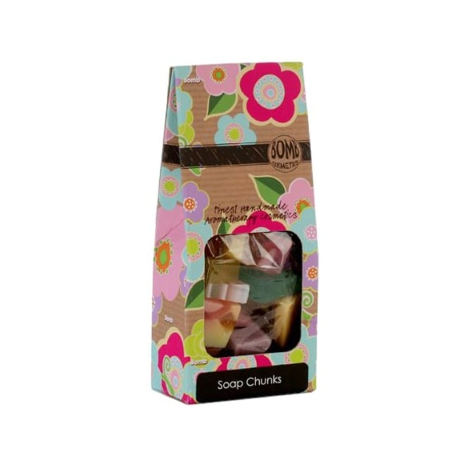Bomb Cosmetics Soap Chunks Gift Pack