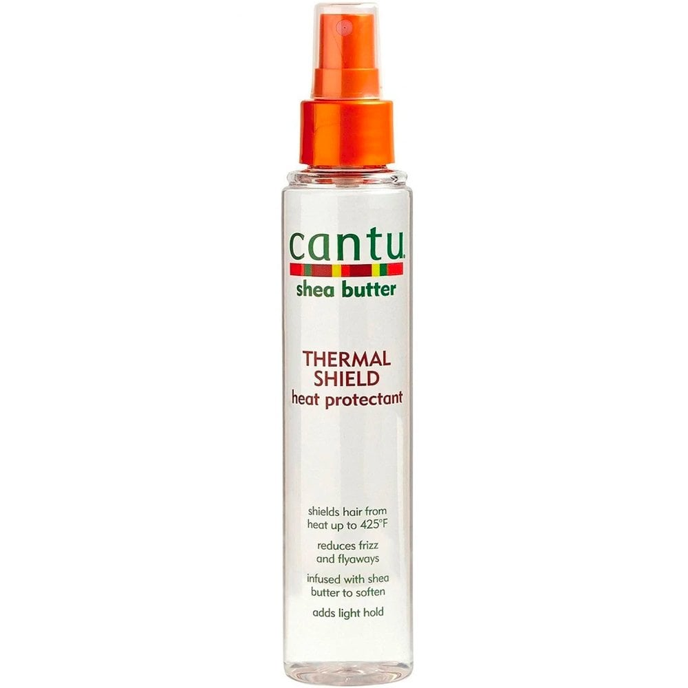 Cantu Shea Butter Thermal Shield Heat Protectant 151ml - Hair - Free  Delivery - Justmylook