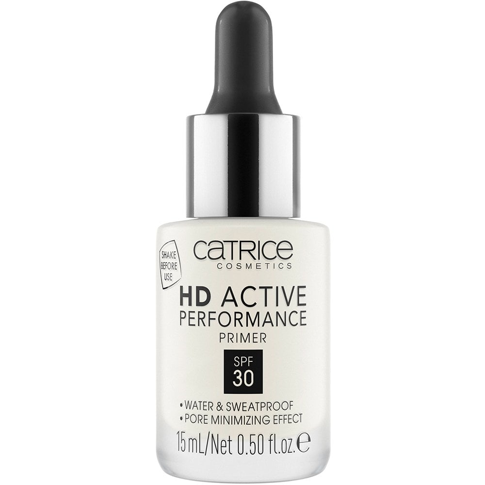 66fe1ec9c6 Catrice Cosmetics HD Active Performance Primer 010 Active Life 15ml