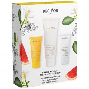 Responsible Decleor Express Shave 2 Foam Gel 150ml Bright In Colour