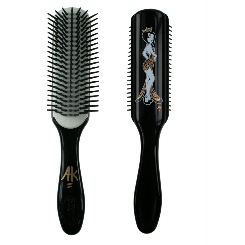 Denman D3 Sassy Medium Styling Brush Free Delivery