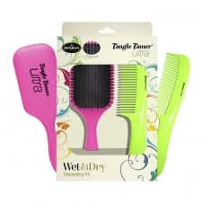 Wet and Dry Detangling Kit