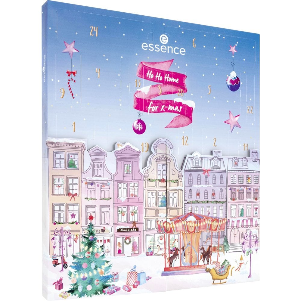 Essence Essence Ho Ho Home Advent Calendar 2020   Makeup   Free