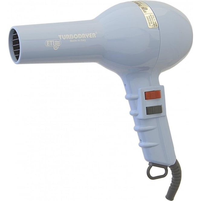 ETI Turbo Hair Dryer Baby Blue 1500w