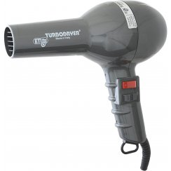 Turbo Hair Dryer Gunmetal 1500w