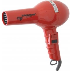 Turbo Hair Dryer Red 1500w