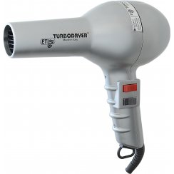 Turbo Hair Dryer Silver 1500w
