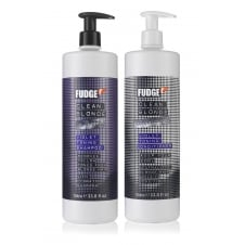 Clean Blonde Violet Shampoo & Conditioner Duo 1000ml