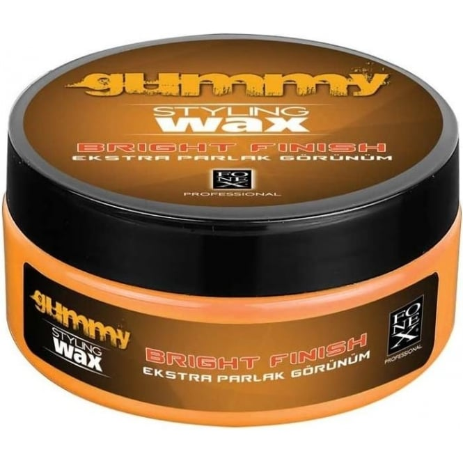 Gummy Fonex Hair Wax Bright Finish 150ml