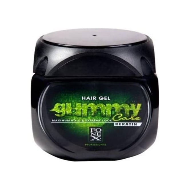 Gummy Fonex Keratin Hair Gel 220ml