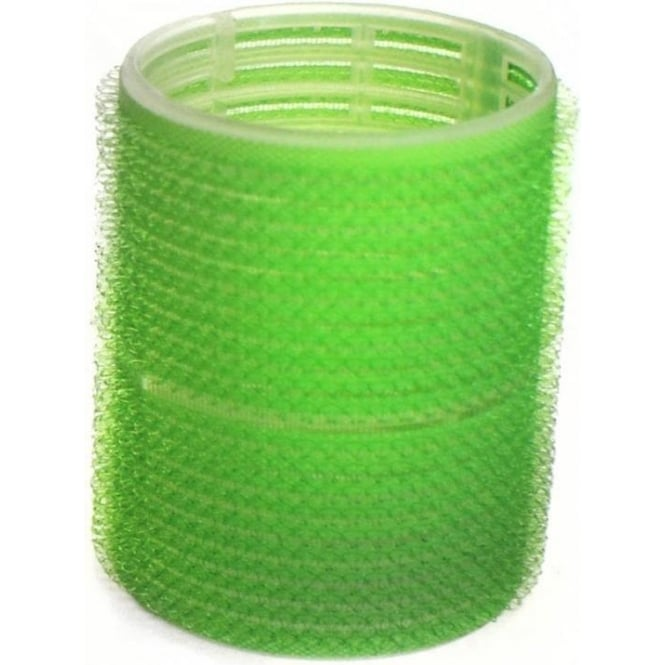 Hair Tools Cling Rollers Green 48mm x 12