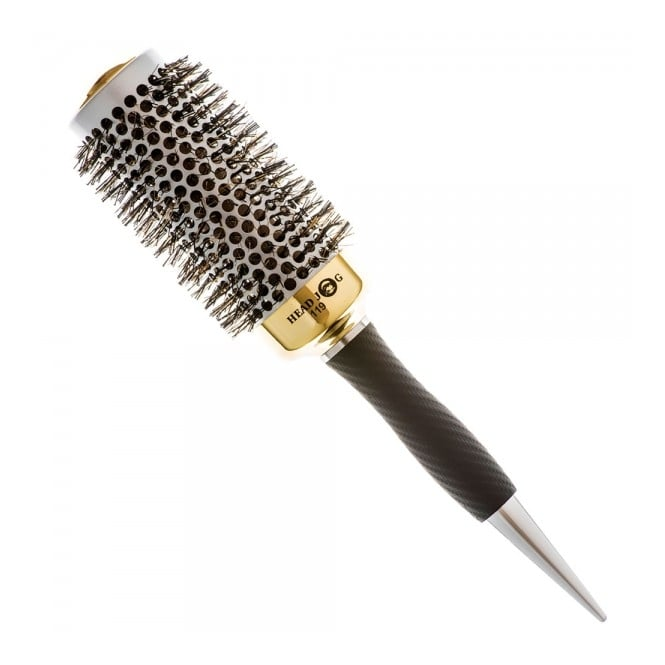 Head Jog 119 Gold Thermal Radial 43mm Brush
