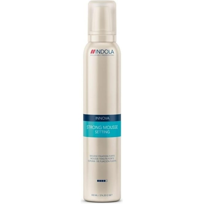 Indola Innova Setting Strong Mousse 300ml