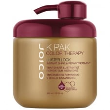 Color Therapy Luster Lock Instant Shine and Repair Treatment 500ml