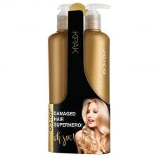 K-Pak Reconstruct Shampoo & Conditioner Twin 2 x 500ml