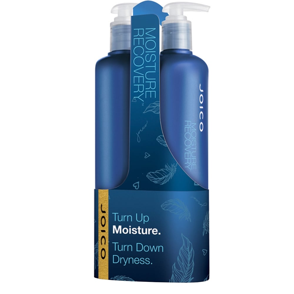 32c836d7dc1 Joico Moisture Recovery Shampoo & Conditioner Twin 2 x 500ml - Hair ...