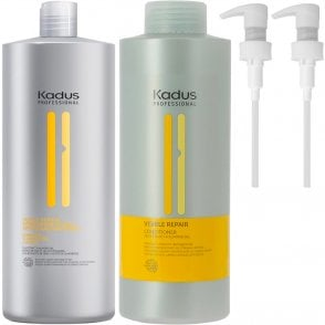 Kadus Professional Stimulating Sensation Leave In Tonic 150ml Hair Free Delivery Justmylook