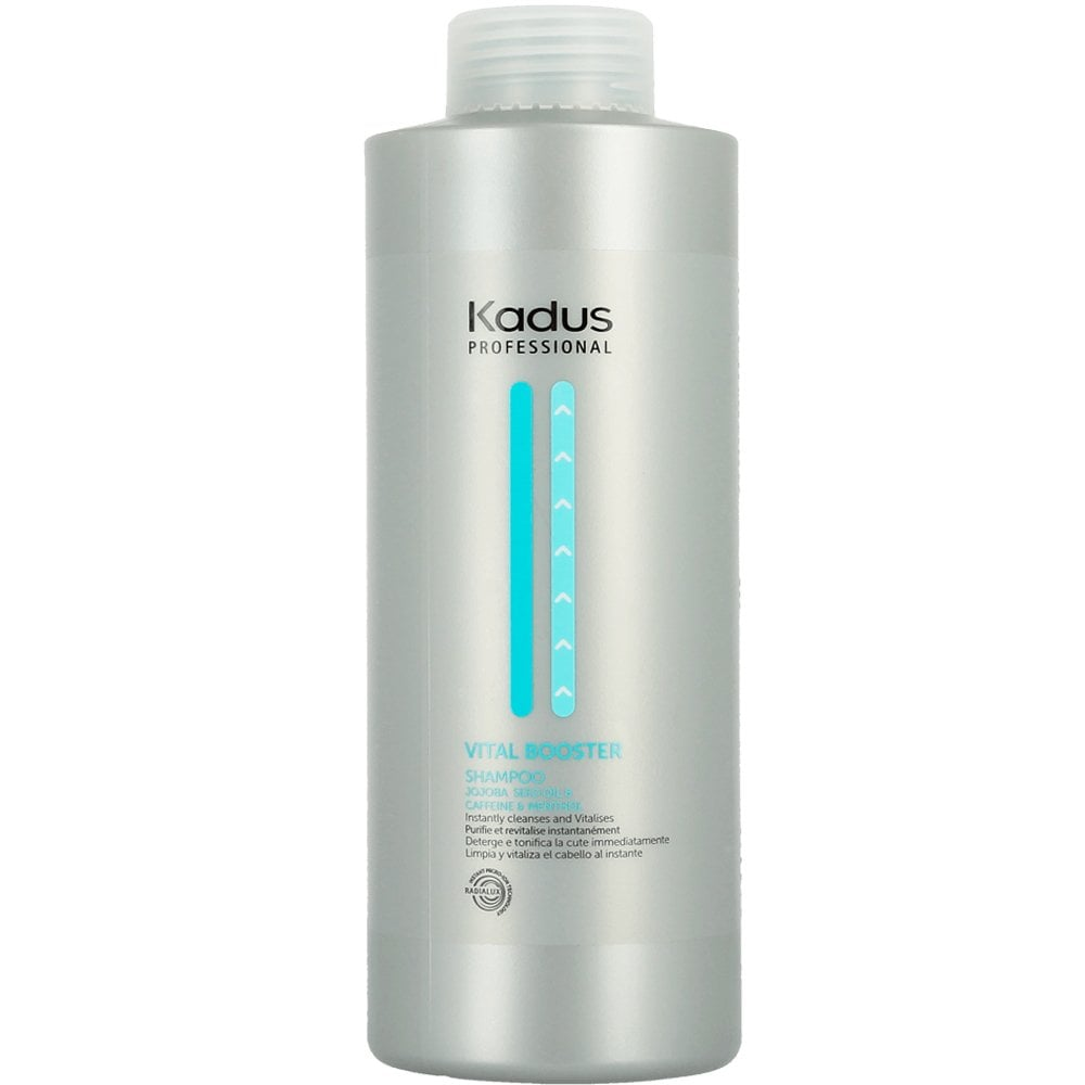 Kadus Professional Vital Booster Shampoo 1000ml Hair Free Delivery Justmylook