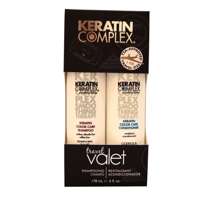 Keratin Complex Colour Care Shampoo & Conditioner Duo Pack 89ml