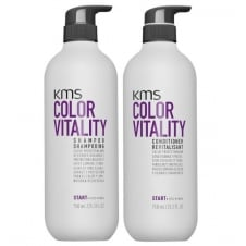 ColourVitality Shampoo & Conditioner Twin 2 x 750ml