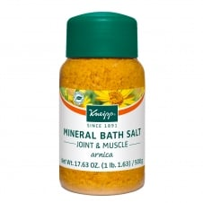 Arnica Joint & Muscle Mineral Bath Salts 500g