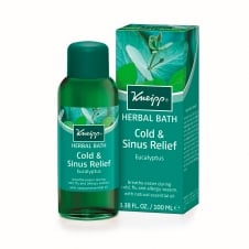 Eucalyptus Cold Season Herbal Bath Oil 100ml